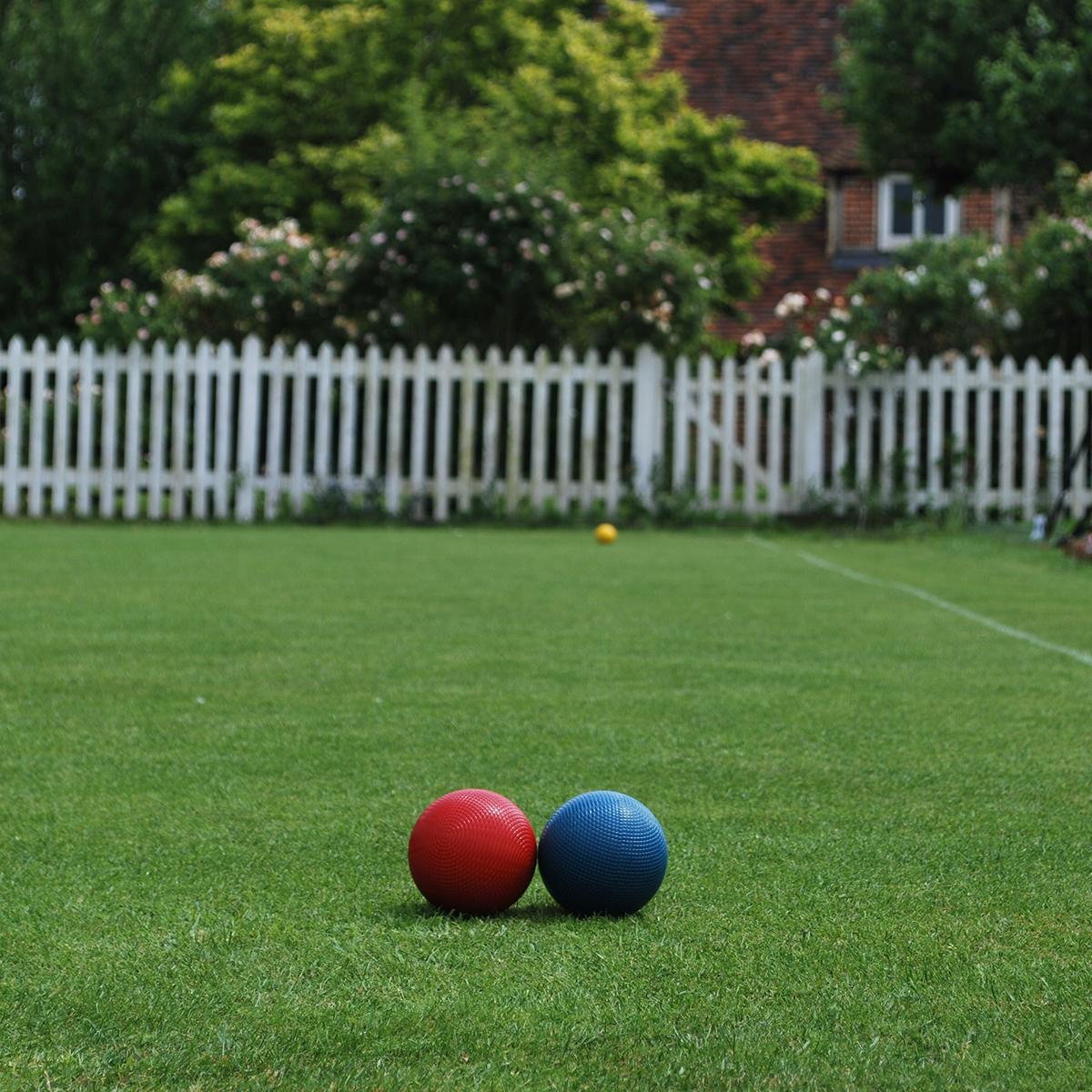 Balls set for Take-off